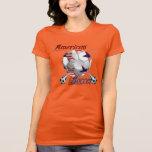USA Soccer Stars Ladies Jersey T-Shirt