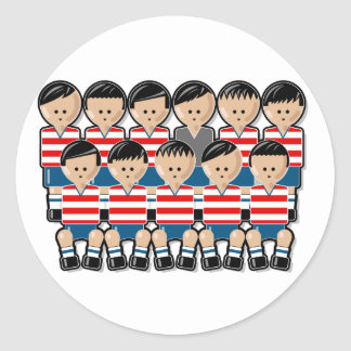 USA soccer team Pegatinas