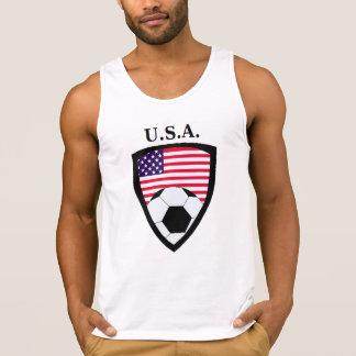 USA Soccer Tanktop