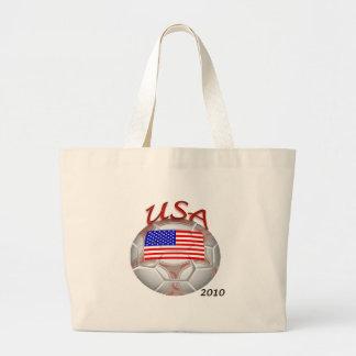 USA Soccer with 2010 Bag