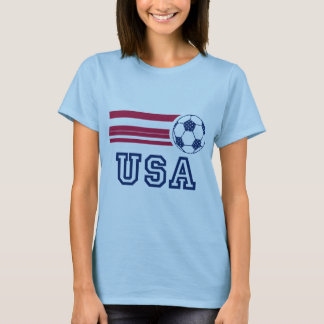 USA Soccer Womens T-Shirt