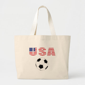 USA Soccer World Cup South Africa  2010 Tote Bag