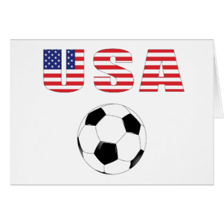 USA Soccer World Cup South Africa  2010 Card