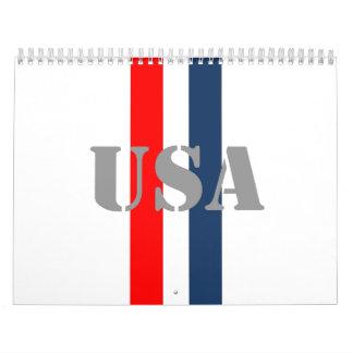 USA Soccer Calendar