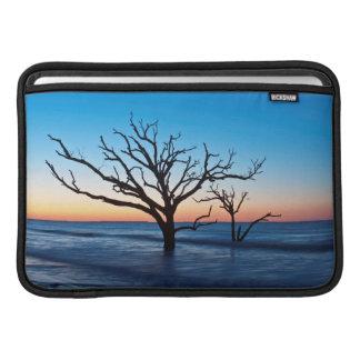USA, South Carolina, Edisto Island, Botany Bay MacBook Sleeve