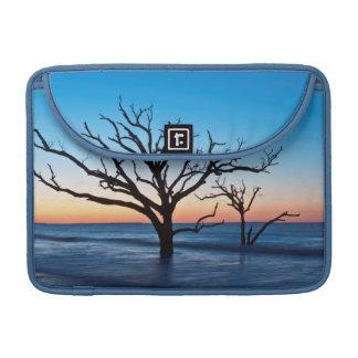 USA, South Carolina, Edisto Island, Botany Bay Sleeve For MacBook Pro