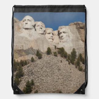 USA, South Dakota, Black Hills National Forest Drawstring Bag