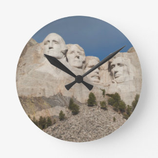 USA, South Dakota, Black Hills National Forest Round Clock