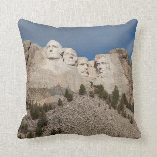 USA, South Dakota, Black Hills National Forest Throw Pillow