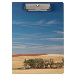 USA, South Dakota, Murdo, Prairie Landscape Clipboard