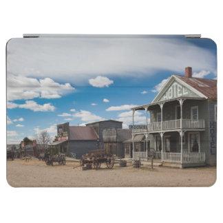 USA, South Dakota, Stamford, 1880 Town, Pioneer iPad Air Cover