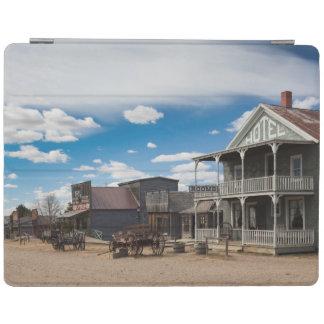 USA, South Dakota, Stamford, 1880 Town, Pioneer iPad Cover
