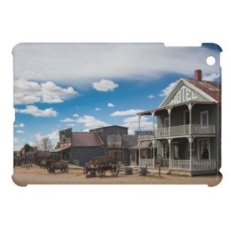 USA, South Dakota, Stamford, 1880 Town, Pioneer iPad Mini Cases
