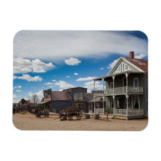 USA, South Dakota, Stamford, 1880 Town, Pioneer Rectangular Photo Magnet