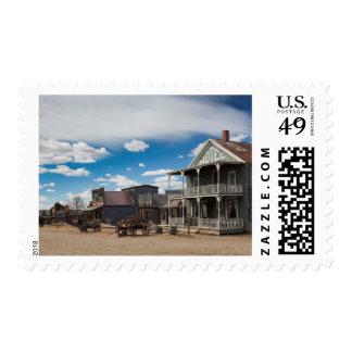 USA, South Dakota, Stamford, 1880 Town, Pioneer Stamp