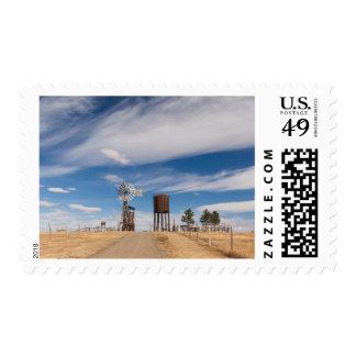 USA, South Dakota, Stamford, 1880 Town Postage