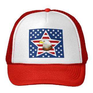 USA Spirit, Freedom, Honor and Pride! Trucker Hat