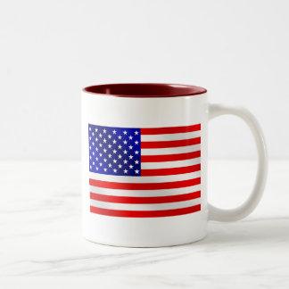 USA Sports flag gifts Mugs