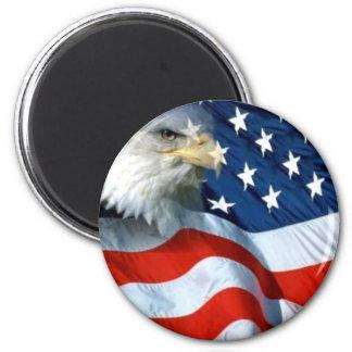 USA Spread it's Love_ Magnet