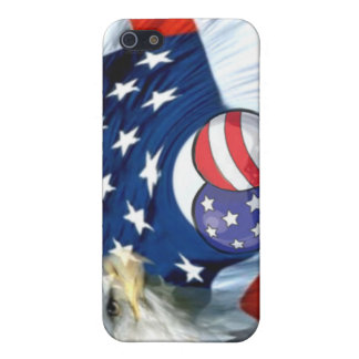 USA-Spread the love_ iPhone 5/5S Covers