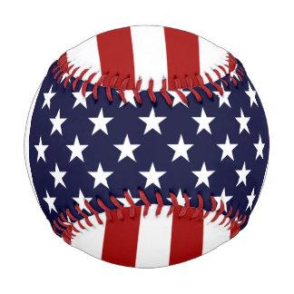 USA Stars And Stripes American Flag Baseball
