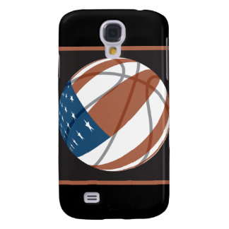 usa stars and stripes basketball samsung galaxy s4 case
