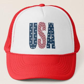 USA Stars and Stripes Cap