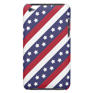 USA Stars and Stripes iPod Touch Case