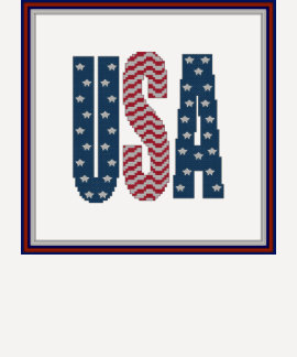 USA Stars and Stripes Shirt