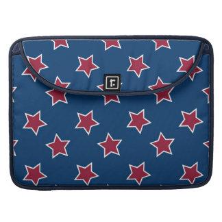 USA Stars MacBook Flap Sleeve MacBook Pro Sleeves
