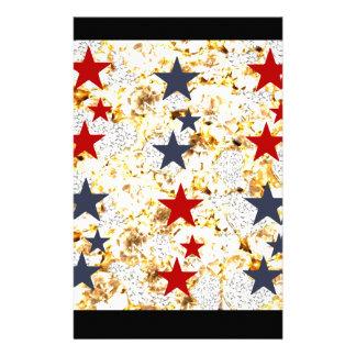 USA STARS STATIONERY