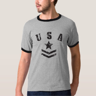 USA Stars & Stripes T-Shirt