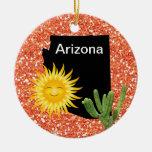 USA States Arizona - SRF Ornaments