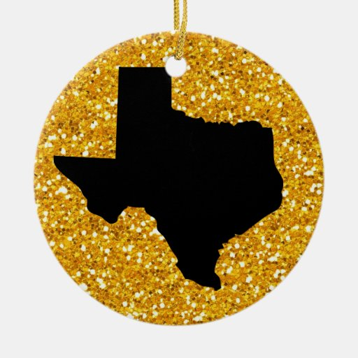 USA States Texas - SRF Ornament