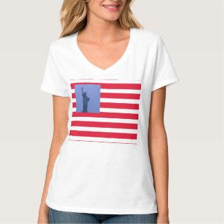 USA Statue of Liberty Tshirt
