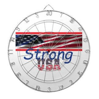 USA Strong Dartboard