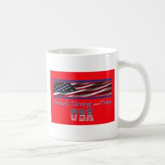 USA Strong Mug