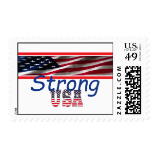 USA Strong Postage