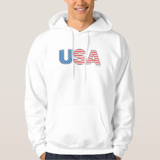 USA Sweatshirt Grey Stroke