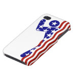 USA Swimmer iPhone 4/4S Cases