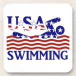 USA Swimming Coasters