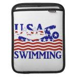 USA Swimming Sleeve For iPads