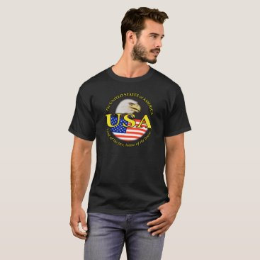 USA Themed USA T-SHIRT