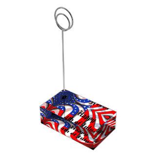 USA TABLE CARD HOLDERS