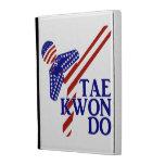 USA Taekwondo Kick (1) iPad Cases