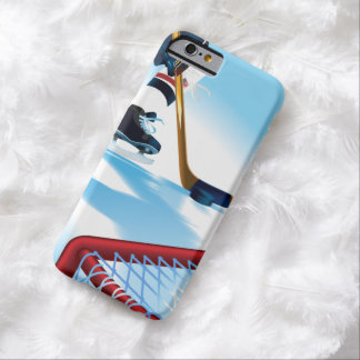 USA Team Hockey Player Barely There iPhone 6 Case