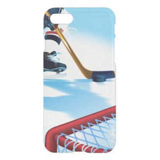 USA Team Hockey Player iPhone 7 Case