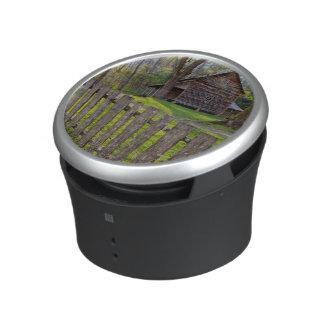 USA, Tennessee, Cabin In Cades Cove Bluetooth Speaker