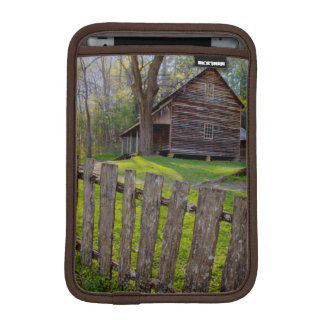 USA, Tennessee, Cabin In Cades Cove iPad Mini Sleeve