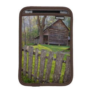 USA, Tennessee, Cabin In Cades Cove iPad Mini Sleeve